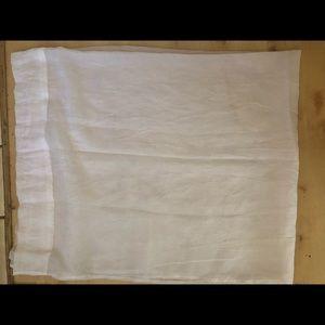 COPY - Sheer Crinkle Curtains